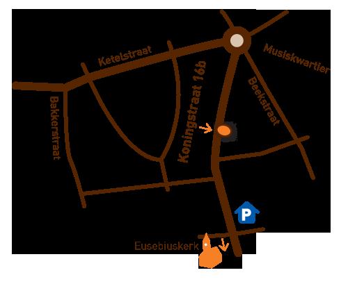 Arnhem - Koningstraat - Op jou gebrand