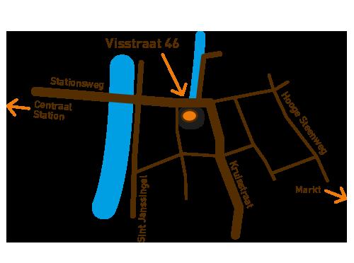 Doppio plattegrond denbosch